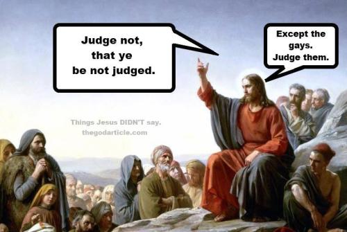 Things Jesus Didn't Say 2