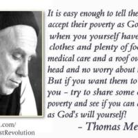 Thomas Merton on Poverty