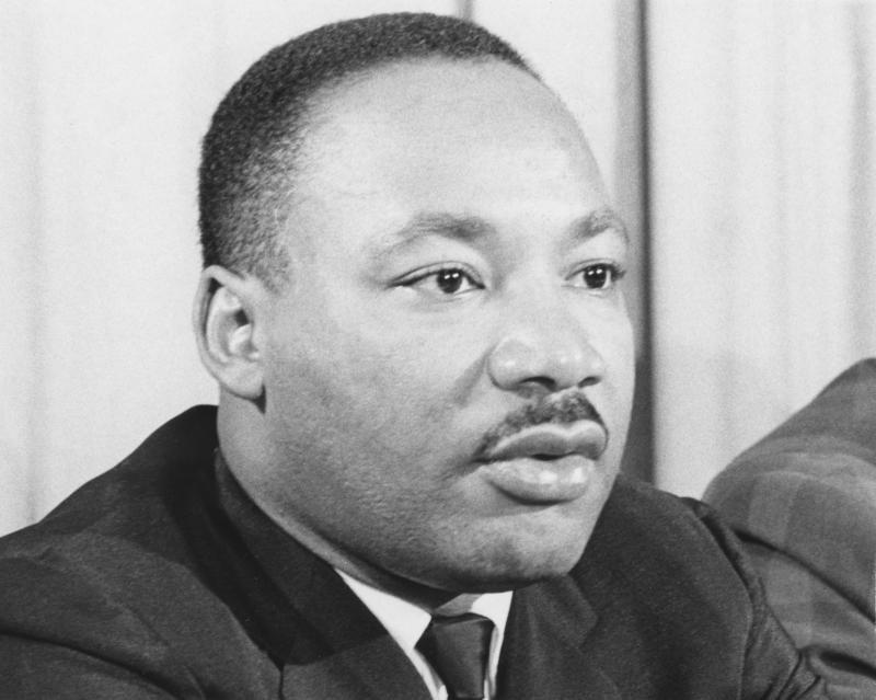 what leadership qualities did martin luther king demonstrate