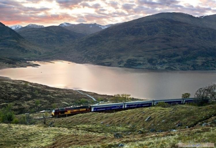 train west highland way