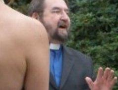 nude wedding