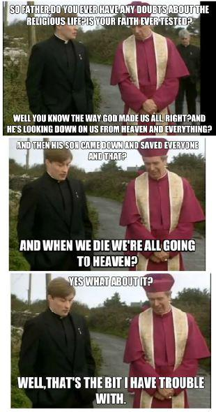 Father Dougal's Theology