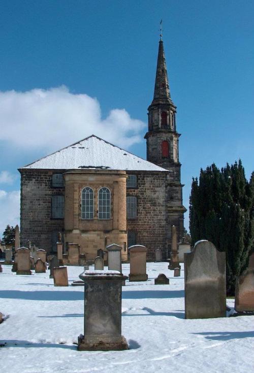 St.Michael's Kirk, Inveresk