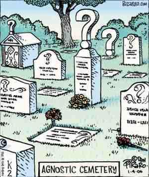 Agnostic Cemetery