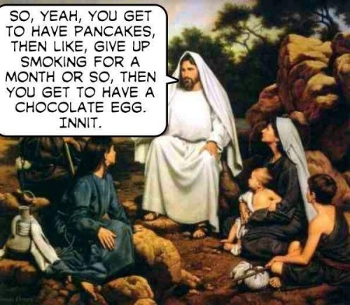 Lent explained