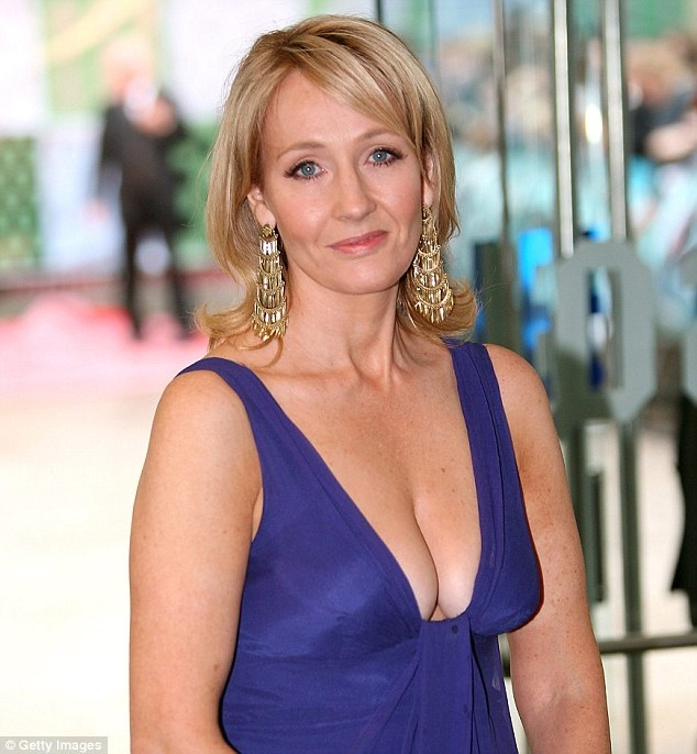 Jk rowling and the bust that nearly got away
