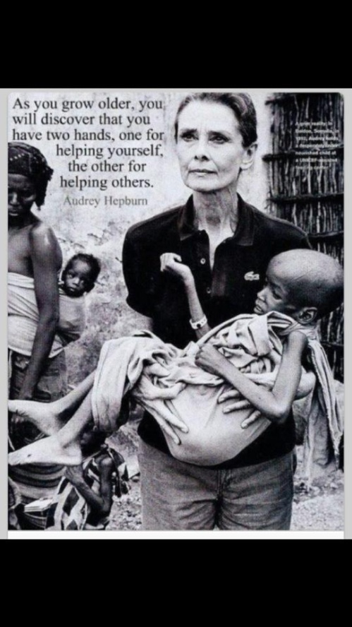 The Wisdom of the Beautiful Ms Hepburn