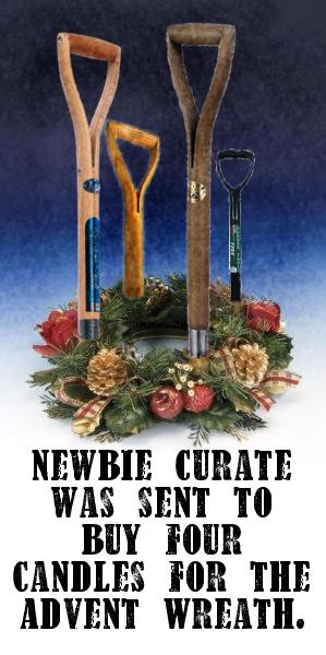 long suffering vicar regrets sending newbie curate to buy. Black Bedroom Furniture Sets. Home Design Ideas
