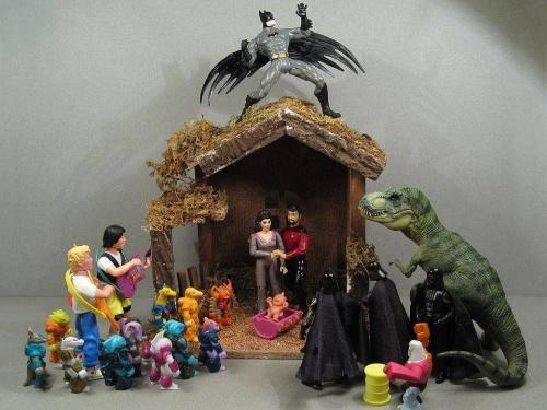 Nativity Scene 2013