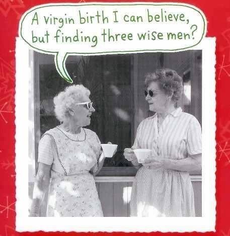Wise? Men