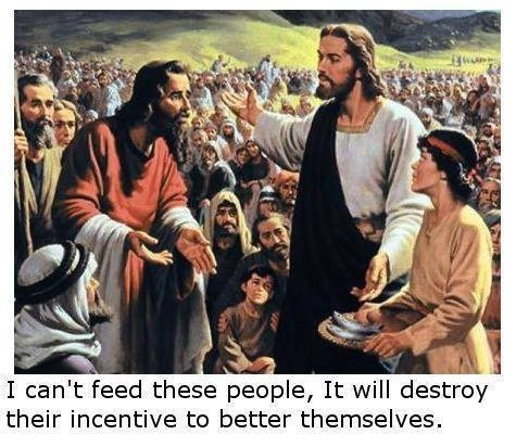 What Jesus didn't say