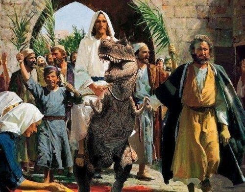 Hossanasaurus Rex