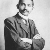 Gandhi and the Professor