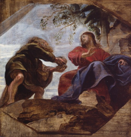 17 RUBENS TEMPTATION OF CHRIST BB