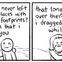 Footprints - Groovy!