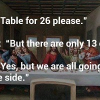 Table for 26