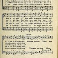 A Hell of a Hymn.......not!