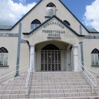 Visit to Susamachar Presbyterian Church, San Fernando, Trinidad. 20/2/16
