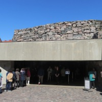 Rock Church, Helsinki- visited May 2017